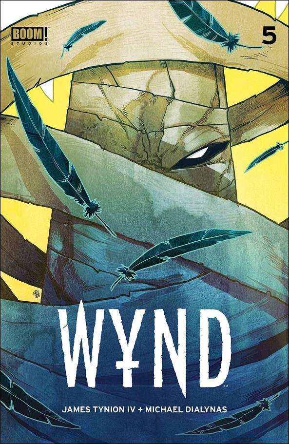 Wynd 5-A by Boom! Studios