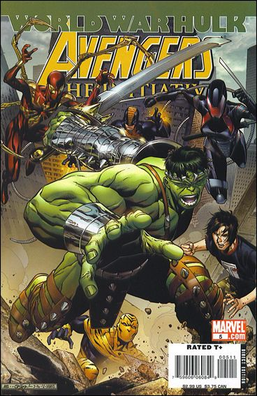 Avengers: The Initiative 5-A by Marvel