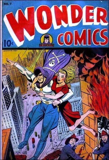 Wonder Comics (1944) 7-A by Better Publications