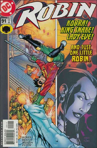 Robin (1993) 91-A by DC