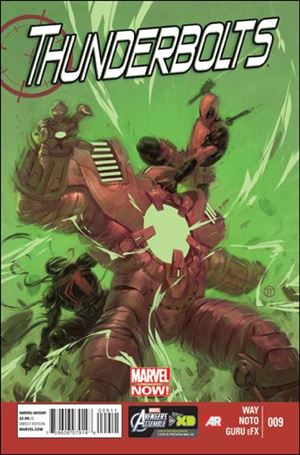 Thunderbolts (2013) 9-A