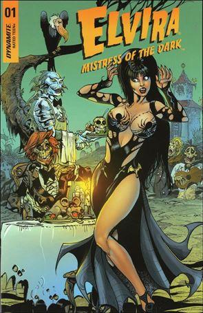 Elvira, Mistress of the Dark (2018) 1-P