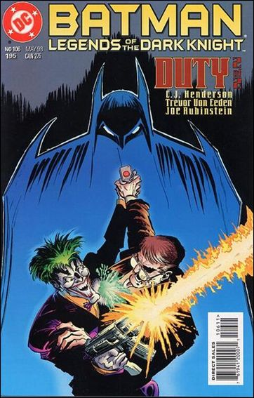 Batman: Legends of the Dark Knight 106-A by DC