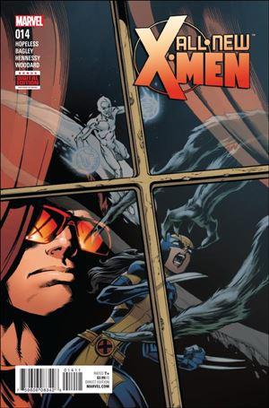 All-New X-Men (2016) 14-A