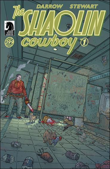 Shaolin Cowboy (2013) 1-A by Dark Horse
