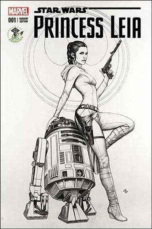 Princess Leia 1-P
