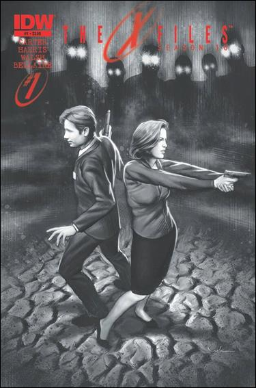 X-Files: Season 10 1-J by IDW