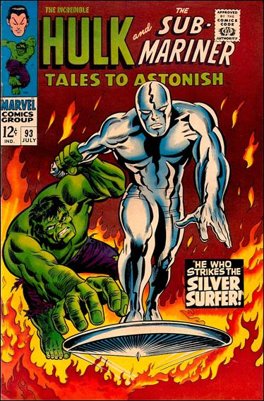 Tales to Astonish (1959) 93-A by Marvel
