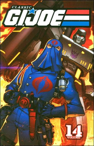 Classic G.I. Joe 14-A by IDW