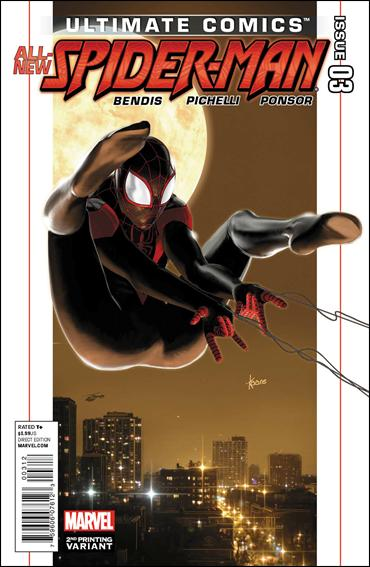 Ultimate Comics Spider-Man 3-B by Marvel