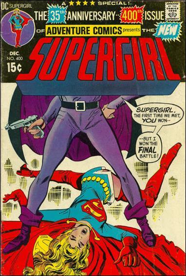 Adventure Comics (1938) 400-A by DC