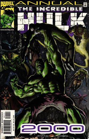 Incredible Hulk Annual  '2000'-A