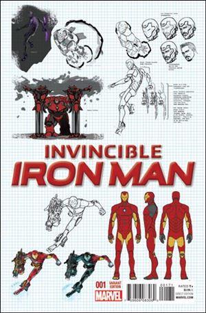 Invincible Iron Man (2015)  1-E