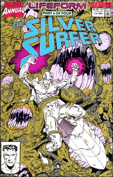 Silver Surfer Annual 3-A by Marvel