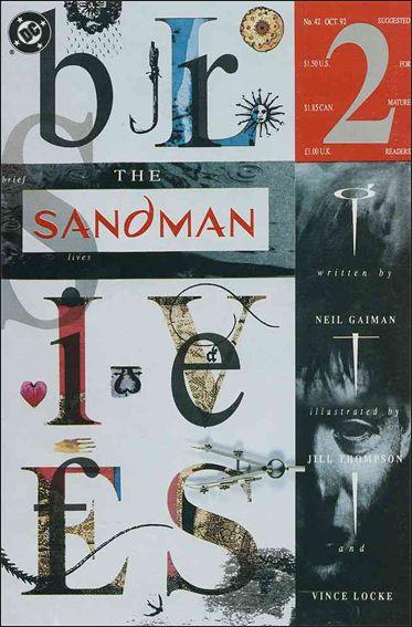 Sandman (1989) 42-A by Vertigo