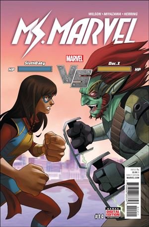Ms. Marvel (2016) 14-A