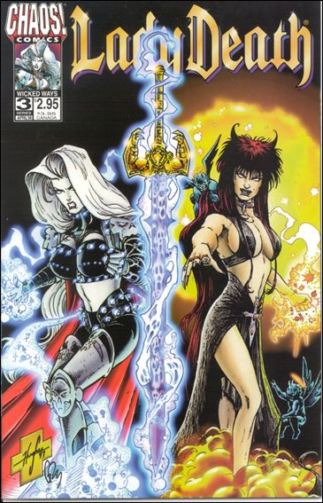 Lady Death (1997) 3-A by Chaos! Comics
