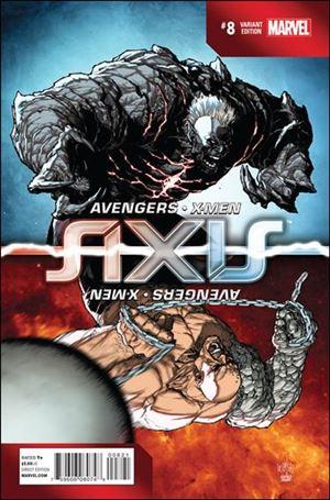 Avengers & X-Men: AXIS 8-C