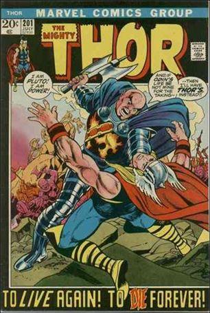 Thor (1966) 201-A