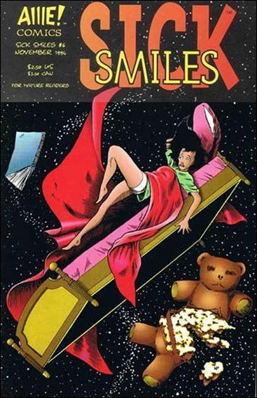 Sick Smiles  6-A by AIIIE! Comics