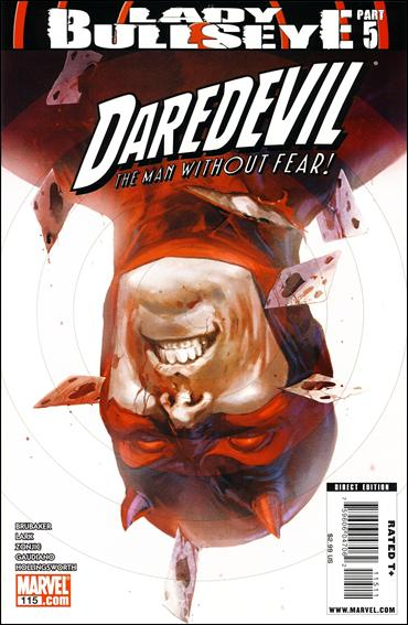 Daredevil (1998) 115-A by Marvel
