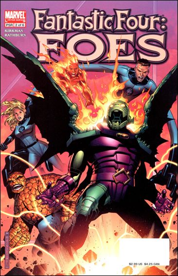 Fantastic Four: Foes 2-A by Marvel