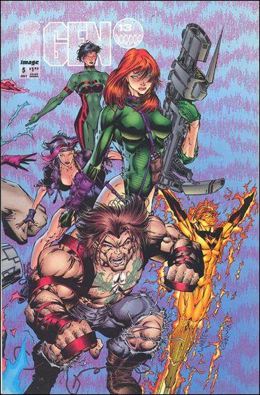 Gen13 (1994) 5-B by Image