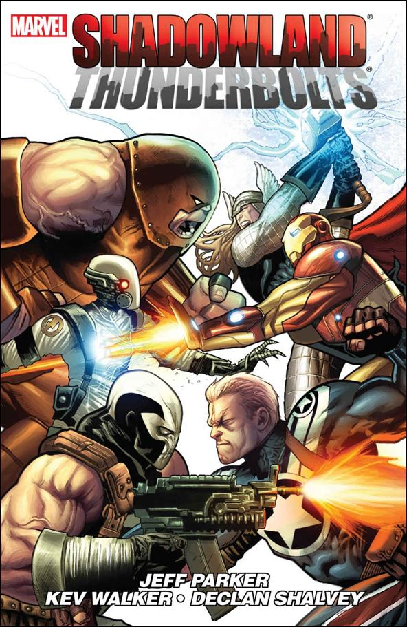 Shadowland: Thunderbolts nn-A by Marvel