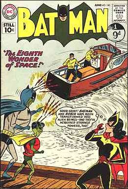 Batman (1940) 140-A by DC