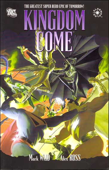 Kingdom Come nn-I by DC