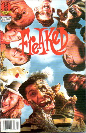Freaked 1-A by Hamilton Comics