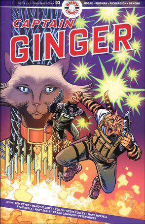 Captain Ginger 3-A