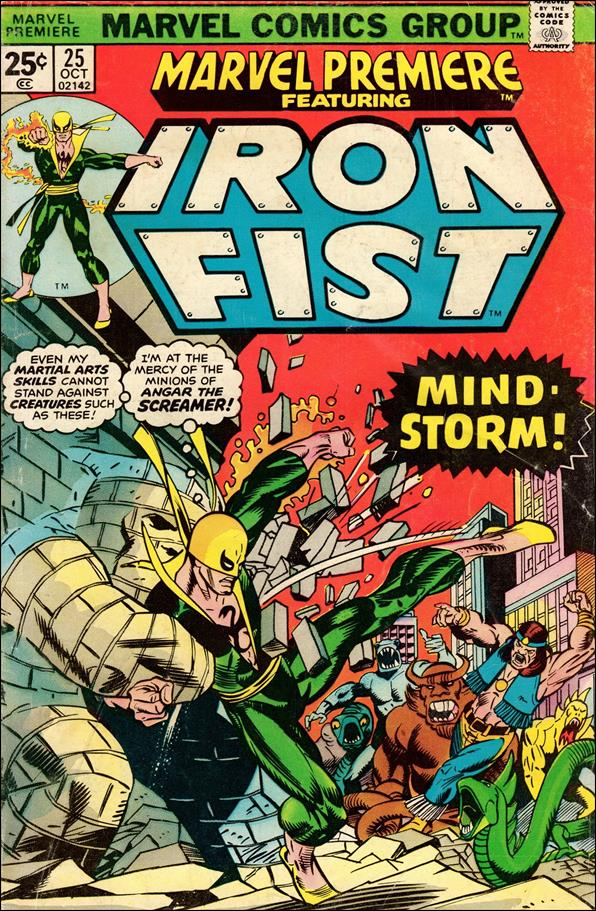 Marvel Premiere 25-A by Marvel