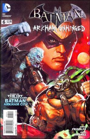 Batman: Arkham Unhinged 6-A