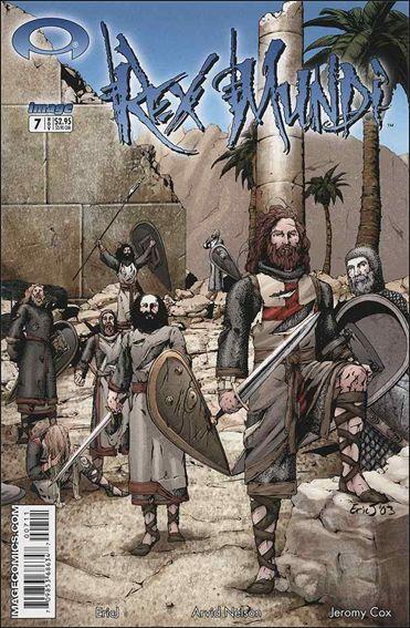 Rex Mundi (2002) 7-A by Image