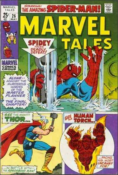 Marvel Tales (1966) 26-A by Marvel