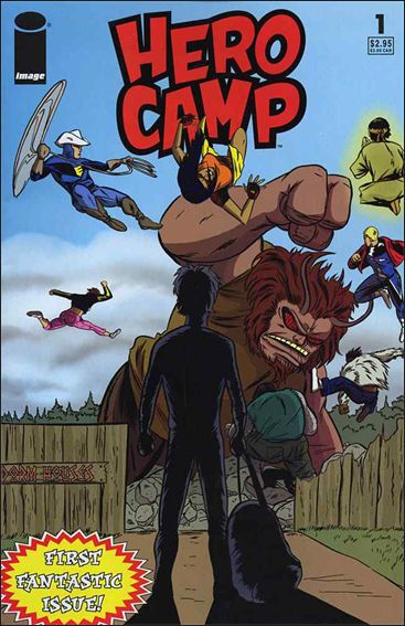 Hero Camp (2005) 1-A by Image