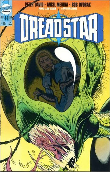 Dreadstar (1982) 44-A by Epic