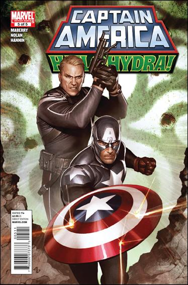 Captain America: Hail Hydra 5-A by Marvel