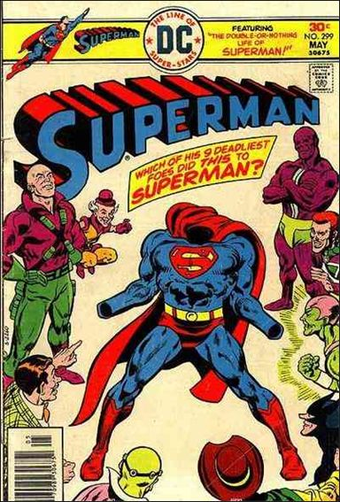 Superman (1939) 299-A by DC