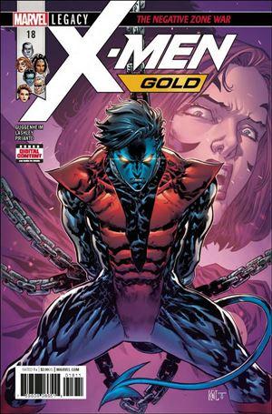 X-Men: Gold 18-A