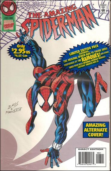 Amazing Spider-Man (1963) 408-B by Marvel