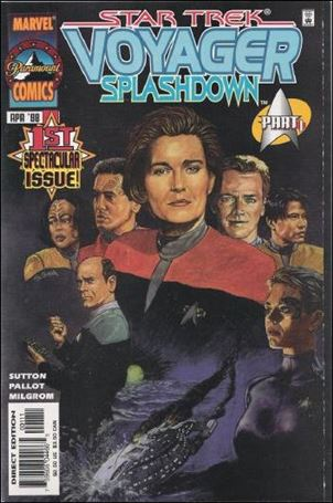 Star Trek: Voyager: Splashdown 1-A