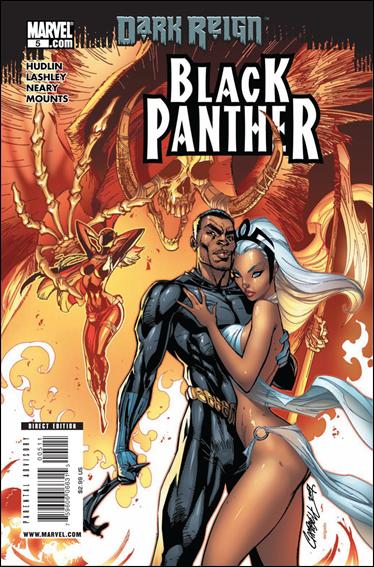 Black Panther (2009) 5-A by Marvel