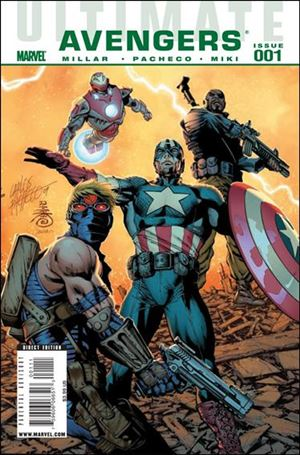 Ultimate Avengers 1-A