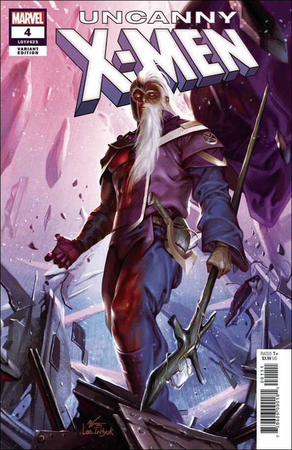 Uncanny X-Men (2019) 4-D by Marvel