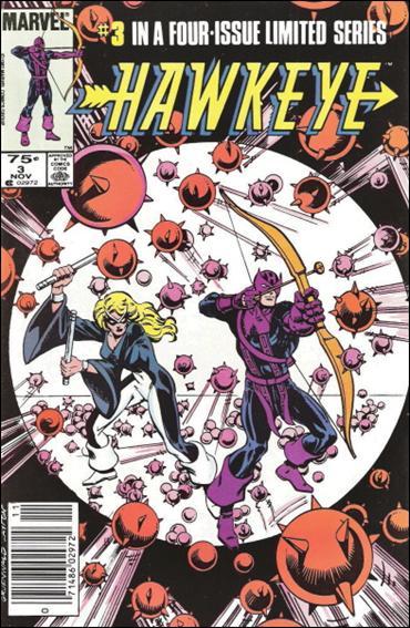 Hawkeye (1983) 3-B by Marvel