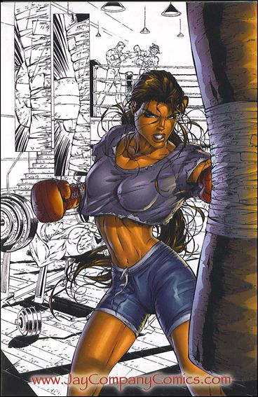 Witchblade Cover Gallery 1-C by Top Cow