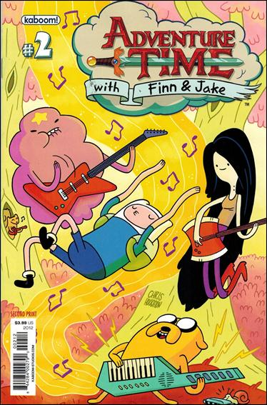 Adventure Time 2-E by Kaboom!