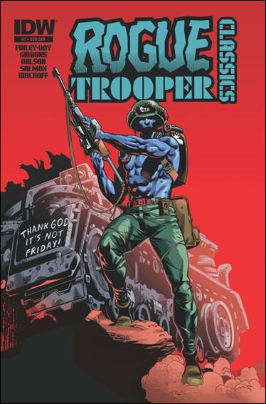Rogue Trooper Classics 2-B by IDW